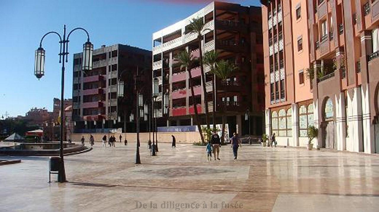 Plus Grande Ville Du Maroc Superficie